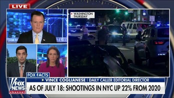 DC elected leaders left message 'they were not supportive of police officers': Journalist