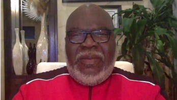 Bishop T.D. Jakes on ministering to Americans during social distancing