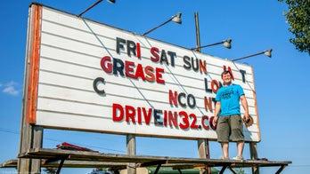 Drive-in theaters gain popularity during the coronavirus pandemic