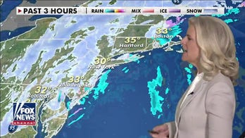 Northeast snowfall continues as storm pattern to move across US