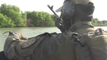 Fox News takes boat tour of major migrant crossing point along Rio Grande