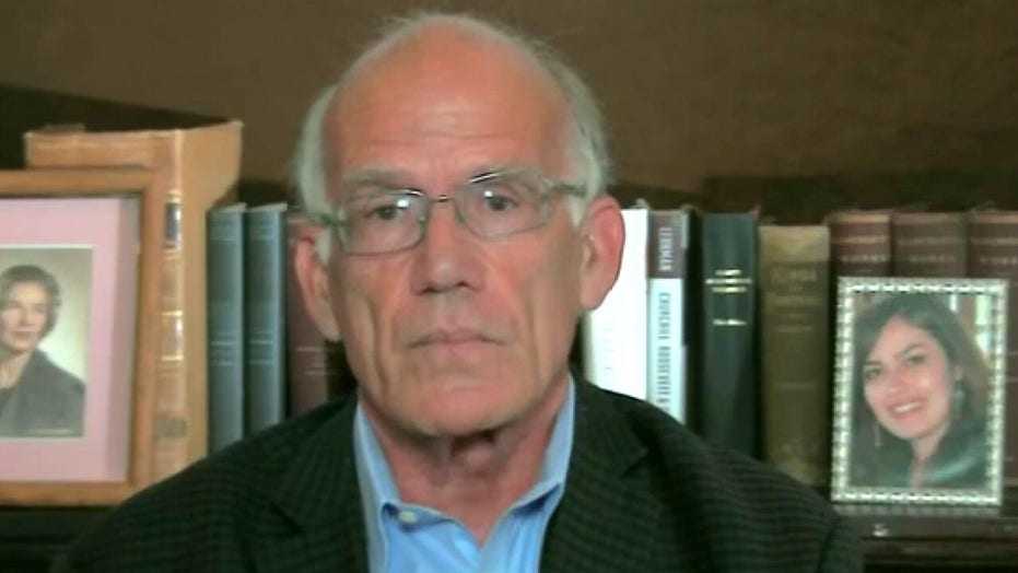 Victor Davis Hanson calls out Biden support of 'distance learning', says it's not 'scientific or rational'