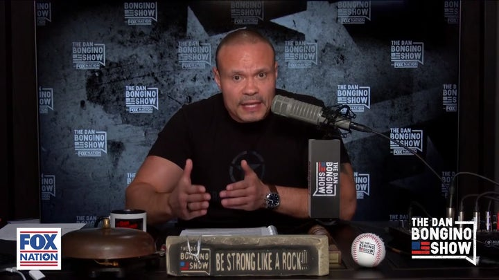 Dan Bongino: 'If masks work, why haven't they worked?'