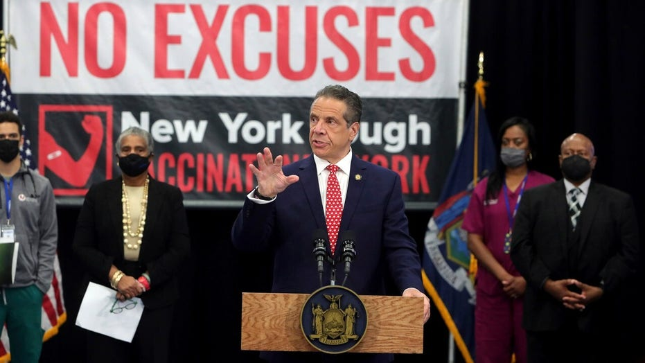 Cuomo's former 'vaccine czar' Larry Schwartz resigns after repeal of ethics exemption: reports