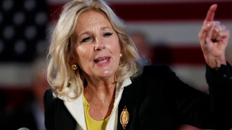 LA Times columnist rushes to Jill Biden's defense after ignoring attacks on conservative women