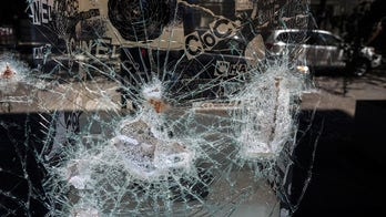 High-end stores damaged and looted in New York City during George Floyd riots