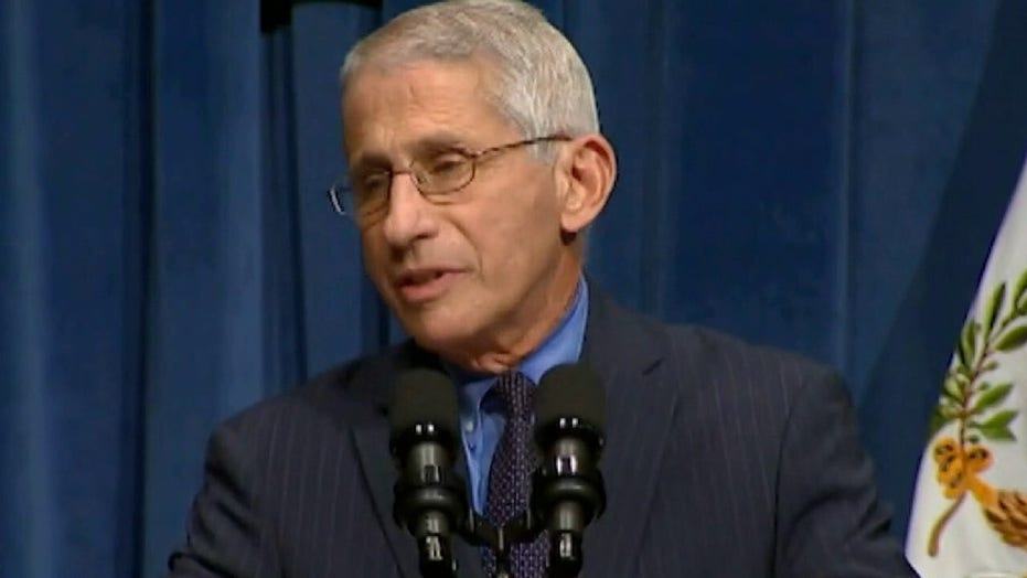 Fauci admits scientists acknowledged COVID-19 could be lab-invented illness in early 2020