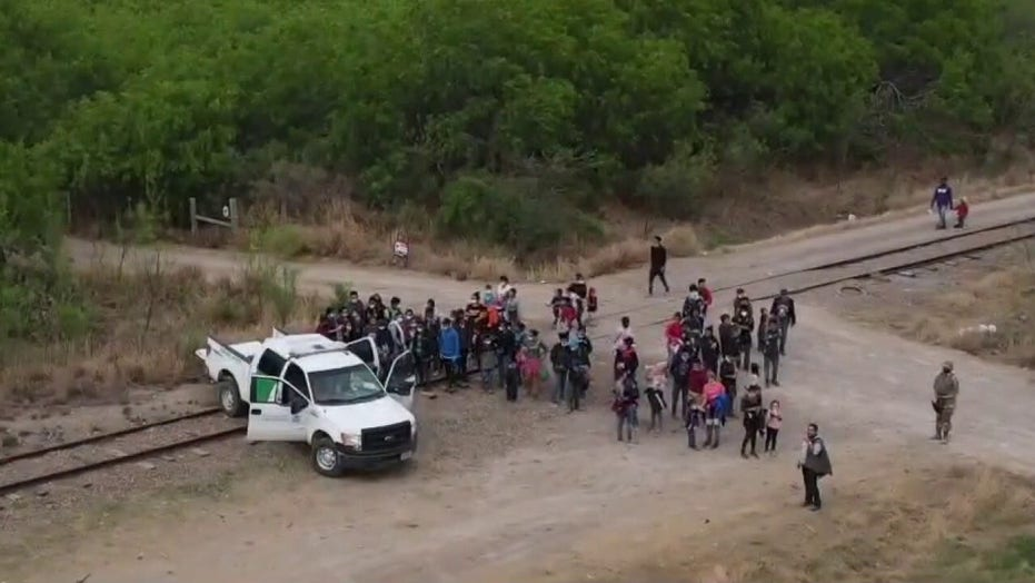 Texas, Louisiana sue Biden administration for 'refusing' to take criminal illegal immigrants