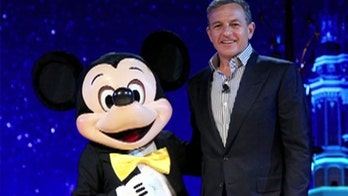 Disney CEO Bob Iger stepping down
