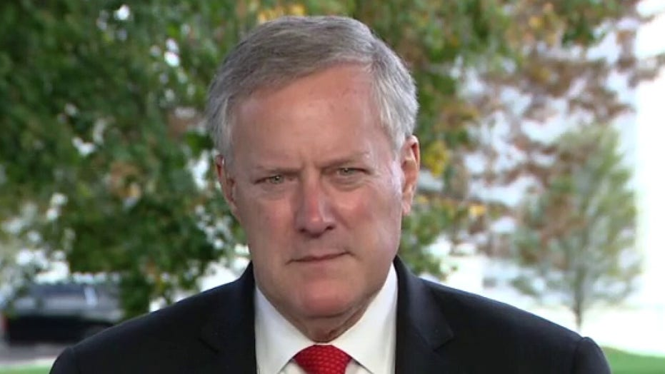 Meadows: Trump is 'willing to lean in' to get COVID relief deal