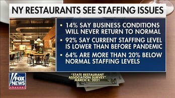 US restaurants starving for workers