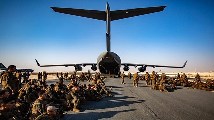 US troops leave Afghanistan marking end of military operations