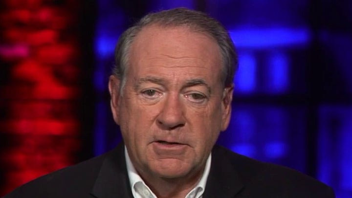 Mike Huckabee reacts to protests in Portland amid unrest