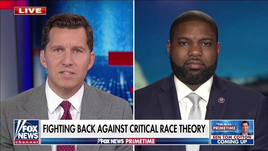 Rep. Donalds: Teach critical race theory at 'Sheldon Whitehouse's beach club,' not schools