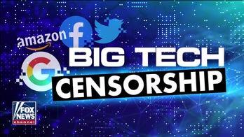 Dan Gainor: Big Tech crushing free speech – this censorship report card reveals growing and dangerous bias