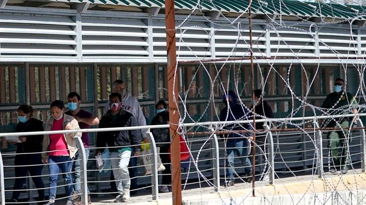 Marc Thiessen on Biden's border policies, migrant surge
