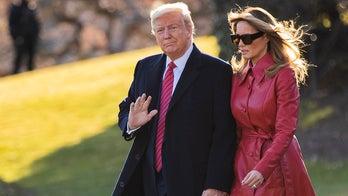 President Trump, first lady to take lap ahead of Daytona 500
