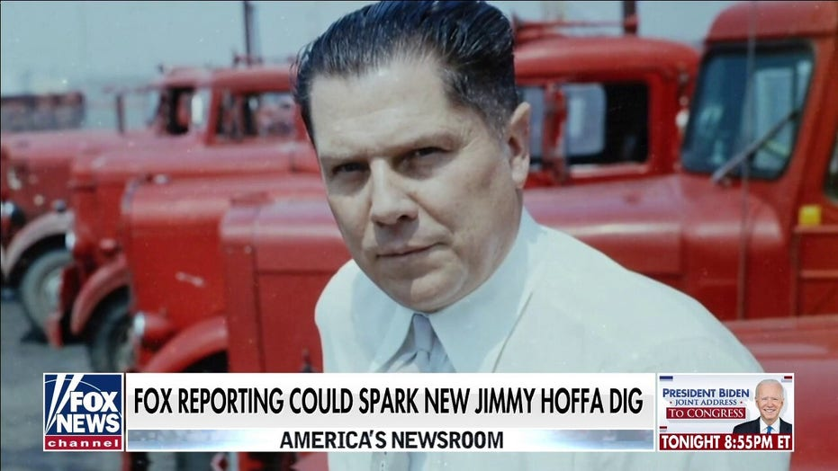 Eric Shawn: A potential new dig for Jimmy Hoffa