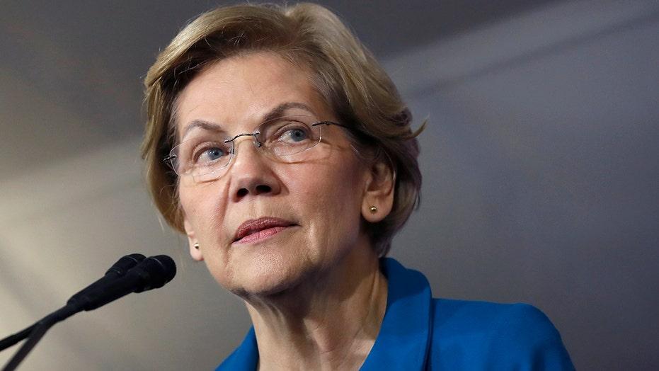 Elizabeth Warren flip flops on taking PAC money