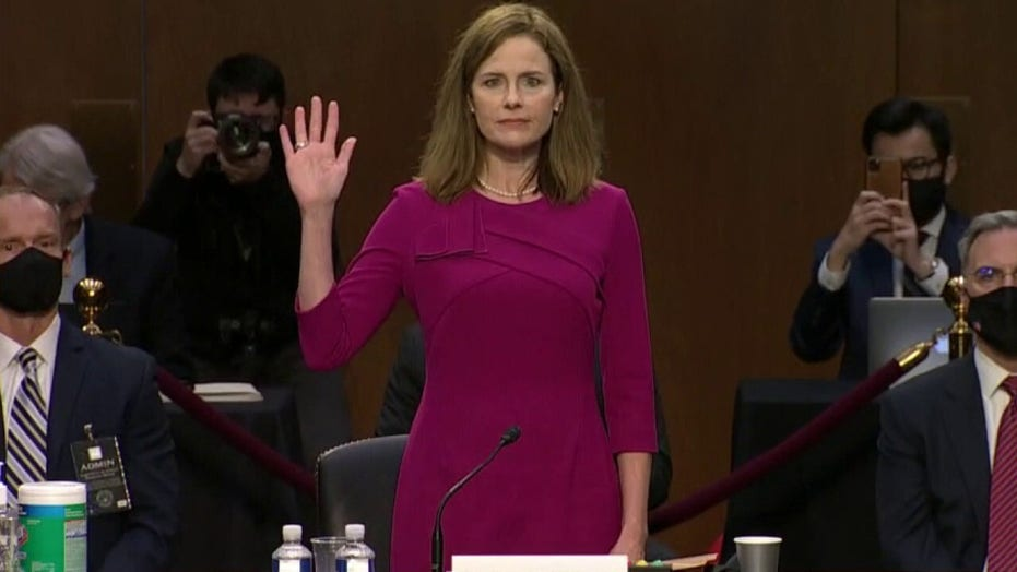 Vote on Amy Coney Barrett nomination set for Oct. 22