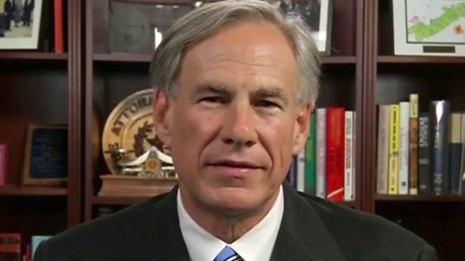 Gov. Greg Abbott: No one should forfeit their liberty and be sent to jail for not wearing a mask