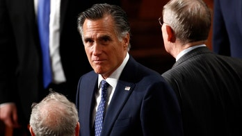 Trump trolls Romney over coronavirus test