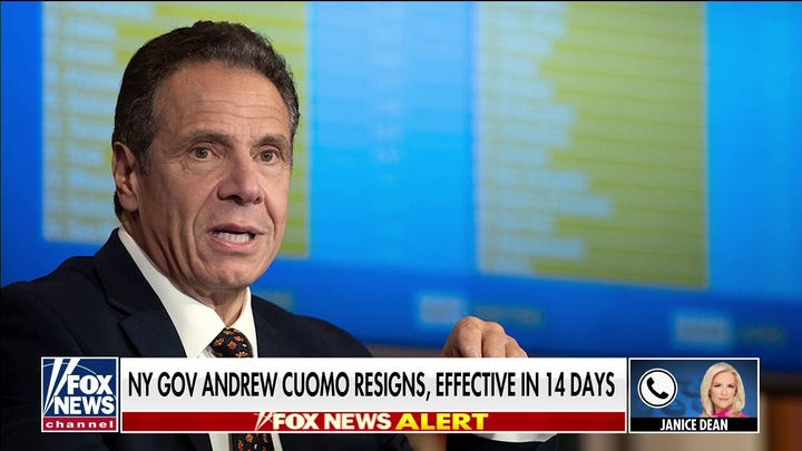 Janice Dean: Andrew Cuomo's 'abuse of power' is finally over, but I still want justice