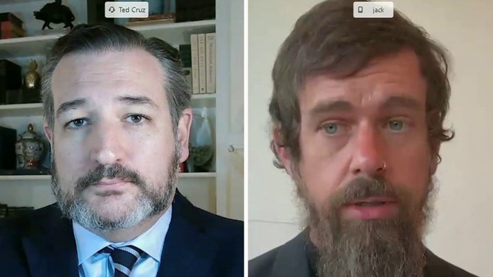 Sen. Ted Cruz grills Twitter CEO Jack Dorsey over censoring NY Post's Hunter Biden story
