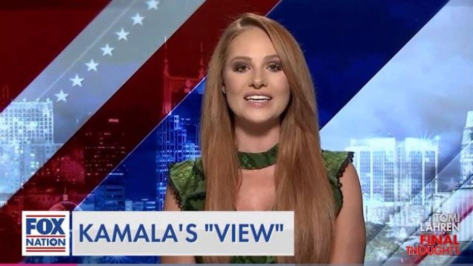 Tomi Lahren lambasts 'Border Czar' Kamala Harris for prioritizing daytime television over crises