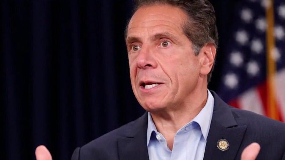 NY Gov. Cuomo threatens to review any FDA-approved COVID-19 vaccine