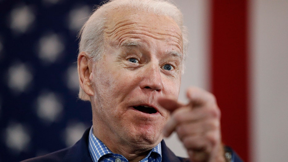 Can voters trust Joe Biden to take on China?