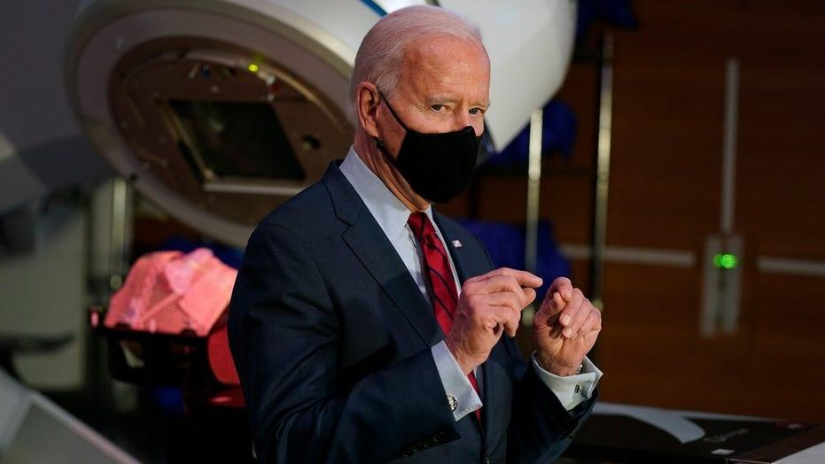 Biden calls on Congress to pass an assault weapons ban