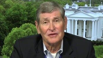 Jim Ryun on receiving Presidential Medal of Freedom