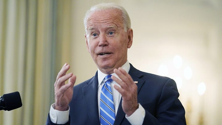 Sen. Hawley: Another first for Joe Biden, and it's a bad one
