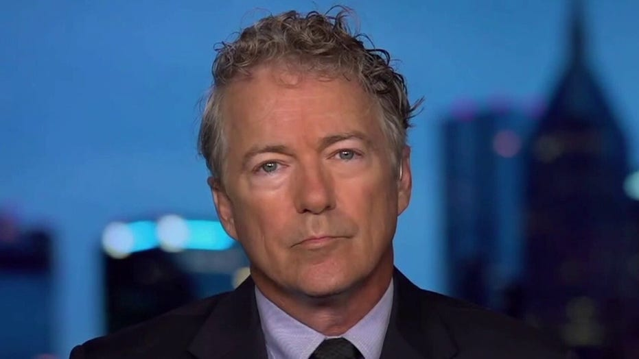 Rand Paul: Coronavirus antibody distribution may be stalled by socialism, other 'political reasons'
