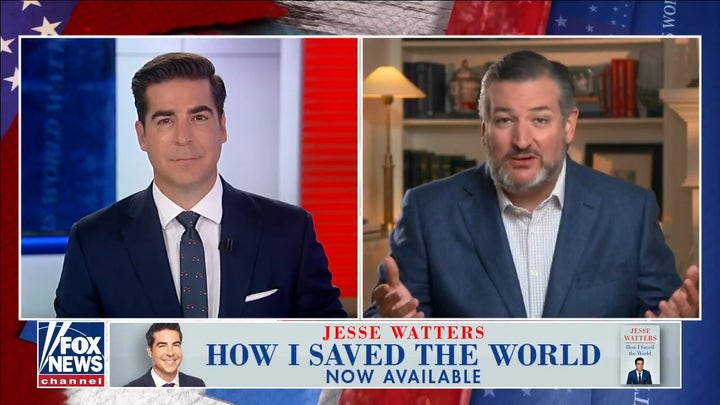 Ted Cruz argues CNN viewers must think 'nothing' is happening at the border