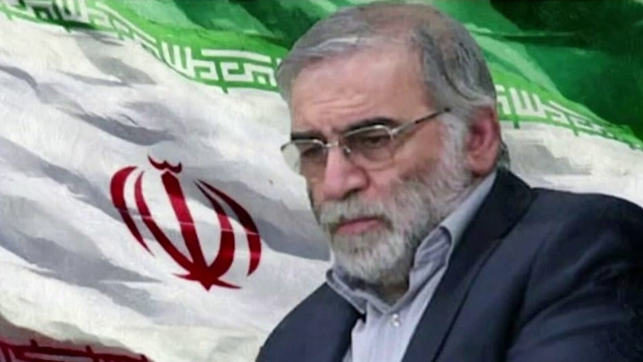 Fred Fleitz: Israel may have killed top Iranian nuclear weapons scientist to avert dangerous threat