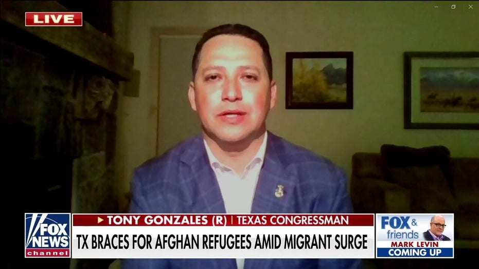 Rep. Gonzales: What happens if Ukraine or Taiwan is invaded?