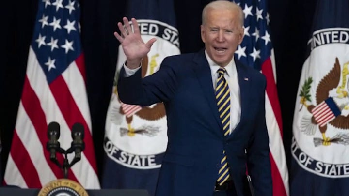 Biden admin under fire for reportedly screening press briefing questions