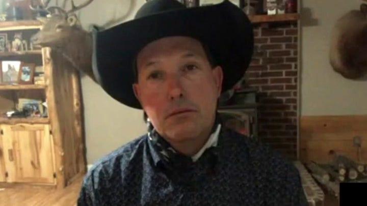 Laid-off Keystone Pipeline worker slams Biden anti-energy policies