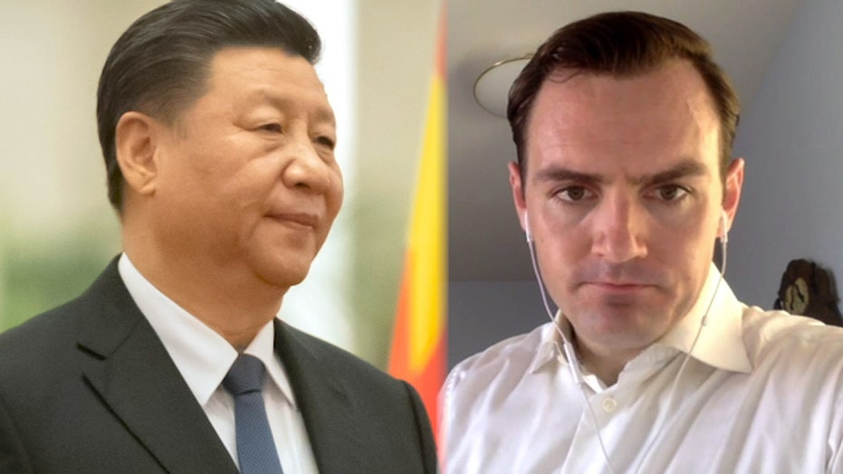 Rep Mike Gallagher raises concerns over American companies' possible connection to China's Uighur human rights abuses