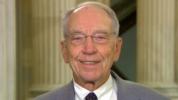 Sen. Grassley: Unemployment benefits unfair to businesses trying to hire workers