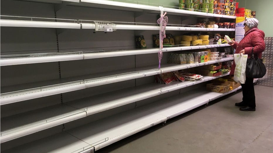 As coronavirus spreads, these major items are disappearing from many store shelves