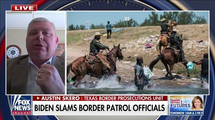 Former Del Rio Sector Border Patrol chief: Biden administration failed to secure the border