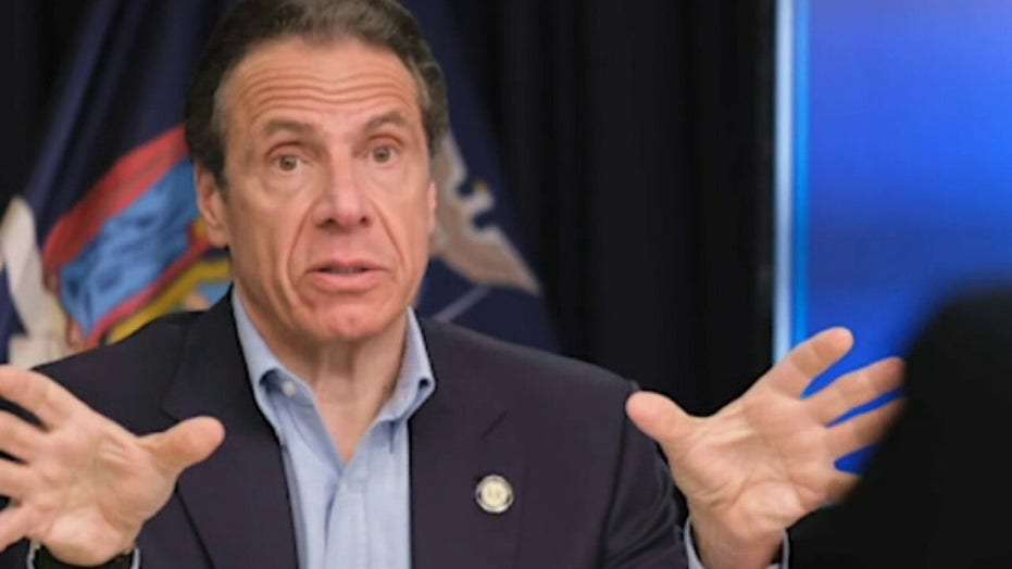 Cuomo blames hospitals for slow vaccine rollout amid concerns state order may slow distribution