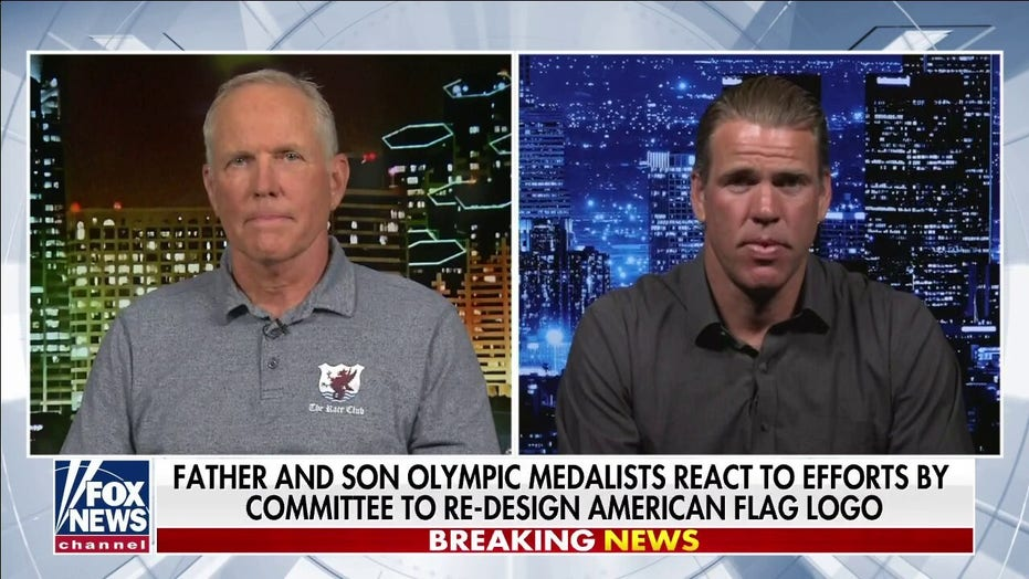 Olympic medalists respond to USOC flag proposal: 'Old Glory doesn't need rebranding'