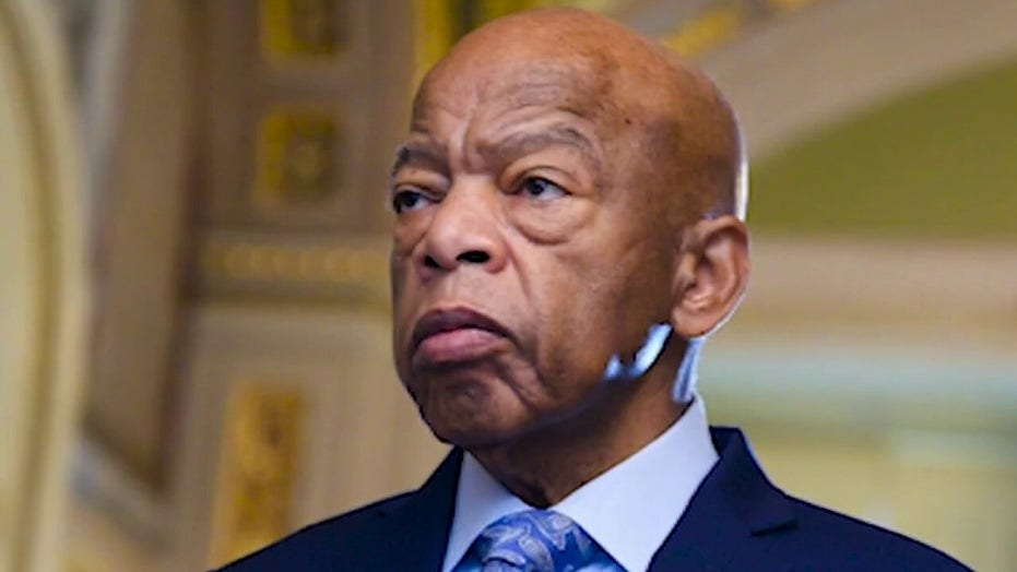 Rep. John Lewis to become first African-American to lie in state in Capitol Rotunda
