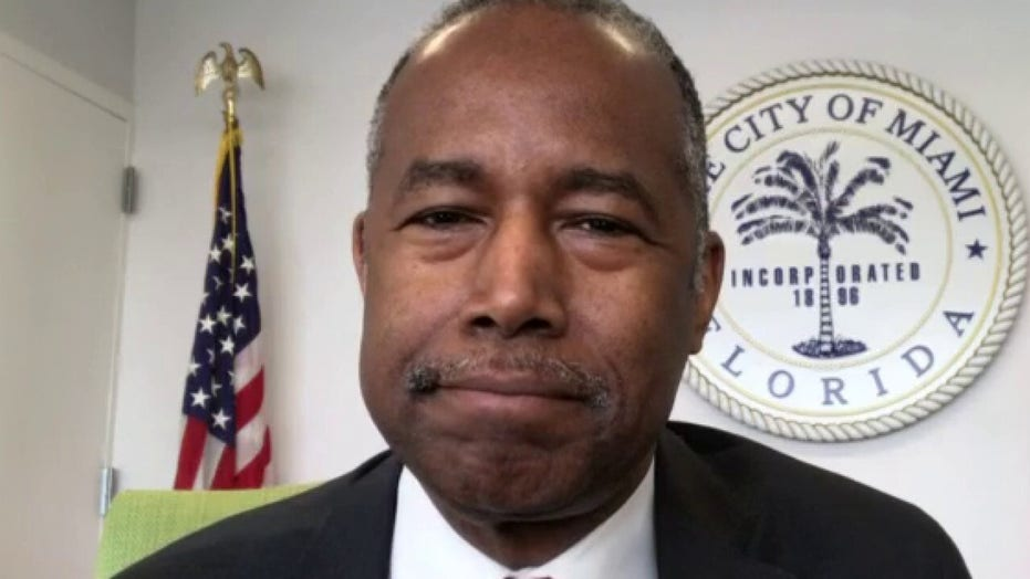 Ben Carson reacts to over 4K COVID-19 patients sent to nursing homes: We can use a bit of logic here