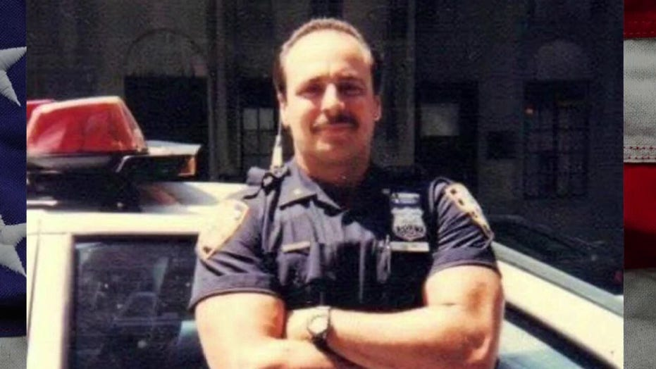 NYPD officer remembers uncle who died a hero on 9/11
