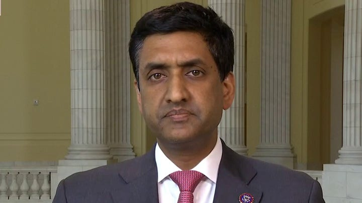 Rep. Khanna: You can respect law enforcement and have 'common sense' reform